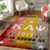 Kappa Alpha Psi Area Rug 30052020