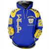 3D ALL OVER SIGMA GAMMA RHO HOODIE 27720191
