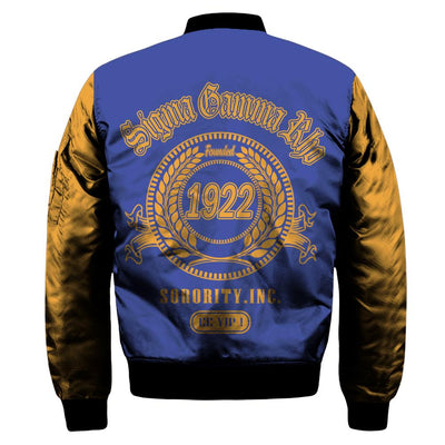 3D ALL OVER SIGMA GAMMA RHO HOODIE 2572019