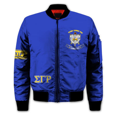 3D ALL OVER SIGMA GAMMA RHO HOODIE 26720192