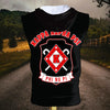 Kappa Alpha Psi Sleeveless Zip Hoodie 050620203