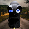 Phi Beta Sigma Sleeveless Zip Hoodie 050620202