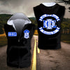 Phi Beta Sigma Sleeveless Zip Hoodie 050620203