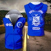 Phi Beta Sigma Sleeveless Zip Hoodie 05062020