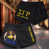 Sigma Gamma Rho women short