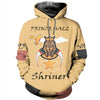 3D ALL OVER SHRINERS HOODIE 3720191