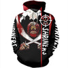 3D ALL OVER SHRINERS HOODIE 2952019
