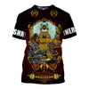 3D ALL OVER SHRINERS T SHIRT 5142019