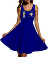 OES Racerback Skater Dress