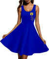 SIGMA GAMMA RHO Racerback Skater Dress 17820202