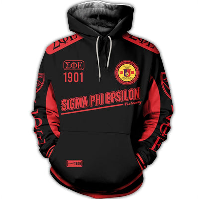 ALL OVER SIGMA PHI EPSILON HOODIE 30720192