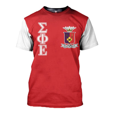 3D ALL OVER SIGMA PHI EPSILON HOODIE 3172019