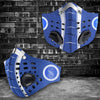 Phi Beta Sigma Cloth Mask
