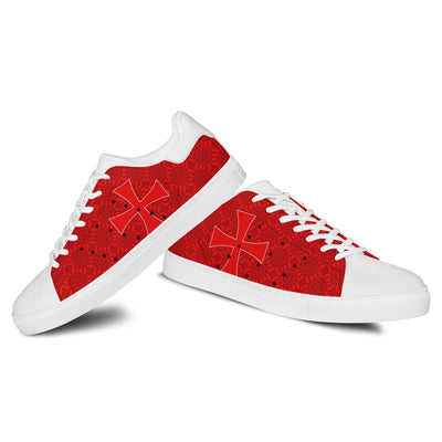 Knights templar Skate Shoes