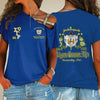 Sigma Gamma Rho One Shoulder Shirt 24320201