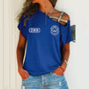 Zeta Phi Beta One Shoulder Shirt 24320202