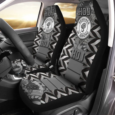 Heroines of Jericho Car Seat Covers