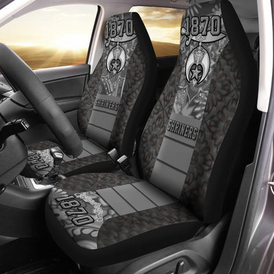Shriners Car Seat Covers