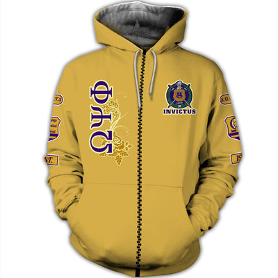 3D ALL OVER PRINT OMEGA PSI PHI CLOTHES 22062020