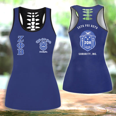 ZETA PHI BETA HOLLOW TANKTOP 251220197