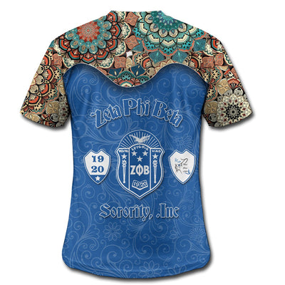 3D ALL OVER ZETA PHI BETA CLOTHES 842020