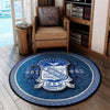 Phi Beta Sigma Round Carpet 03062020