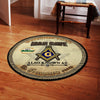 Freemason Round Carpet 03072020