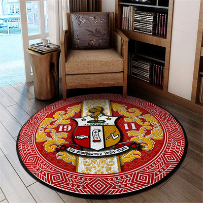 Kappa Alpha Psi Round Carpet 29062020