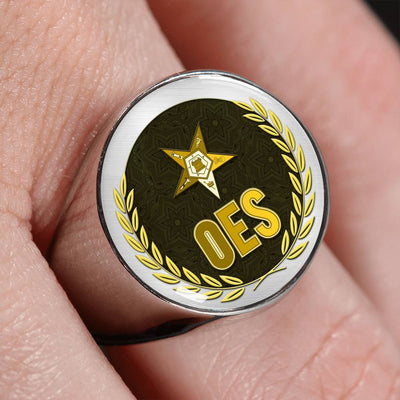 OES Stainless Steel Ring