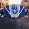 Zeta Phi Beta cloth mask 382020