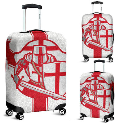 Knight Templar Luggace Covers