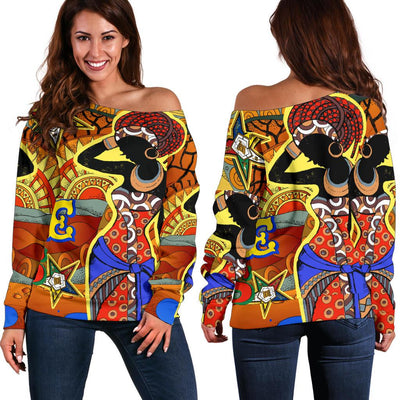Oes Shoulder Sweater