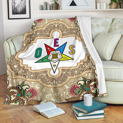 OES Fleece Blanket