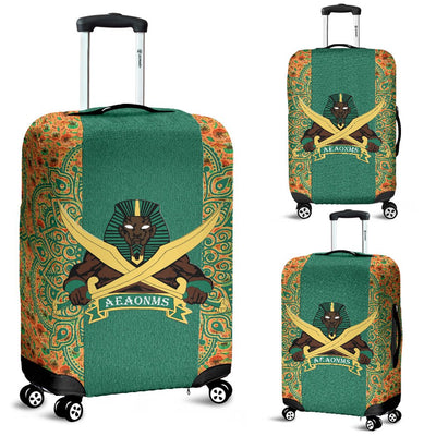 Shriners Luggage Covers