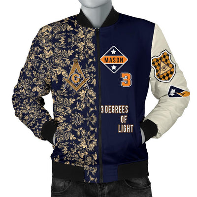 Freemason Bomber Jacket