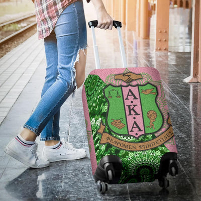 Alpha Kappa Alpha Luggage Covers