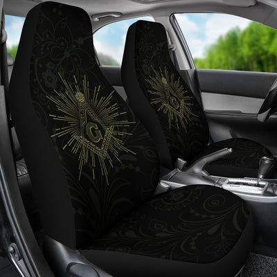 Car seat Covers - Freemason