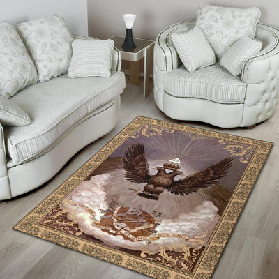 Scottish Rite Area rug