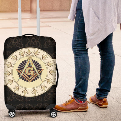 Luggage Covers Freemason