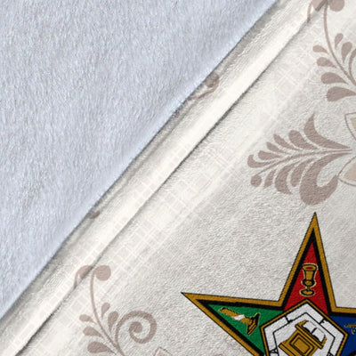 Fleece Blanket Freemason OES