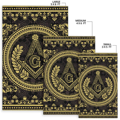 area rug freemasonry