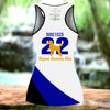 SIGMA GAMMA RHO HOLLOW TANKTOP AND SPORT SHORT OUTFIT 2