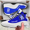 Phi Beta Sigma High Top Sneakers