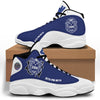 Zeta Phi Beta High Top Sneakers