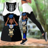 COMBO SIGMA GAMMA RHO HOLLOW TANKTOP AND LEGGING SET OUTFIT 1