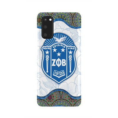 Zeta Phi Beta Phone Case