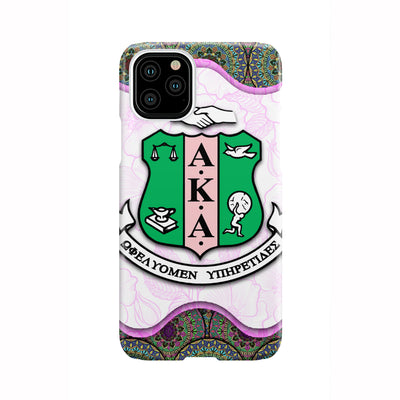 Alpha Kappa Alpha Phone Case