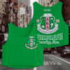 ALPHA KAPPA ALPHA WOMEN CROP TANK TOP 10820202