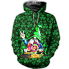 HAPPY ST PATRICK'S DAY 3D ALL OVER PRINTED HOODIE 2922020