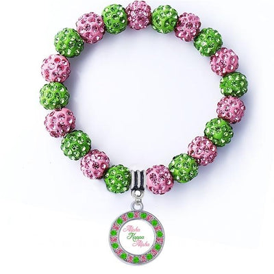 AKA sorority jewelry bracelet